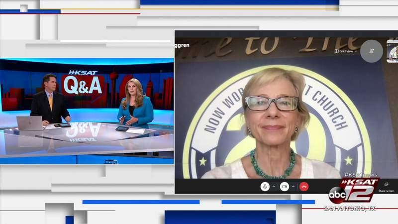 KSAT Q&A: Infectious disease Dr. Ruth Berggren discusses delta COVID-19 variant in Texas