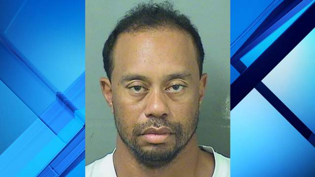 Golfer Tiger Woods was arrested on a DUI charge May 29 in South Florida.