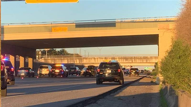San Antonio police are investigating a fatal rollover reported near Loop 1604 East and Tradesmen Road.