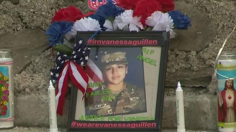 Community holds vigil for Fort Hood soldier Vanessa Guillen