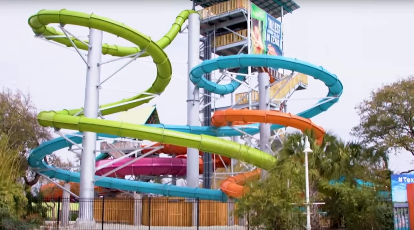Seaworld San Antonio S Aquatica To Reopen June 6