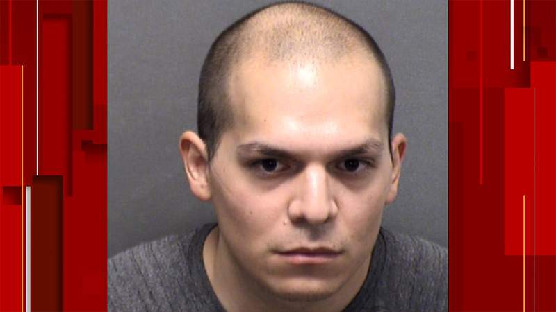 Michael David Hernandez, 29, is accused of online solicitation of a minor.