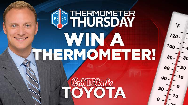 Thermometer Thursday