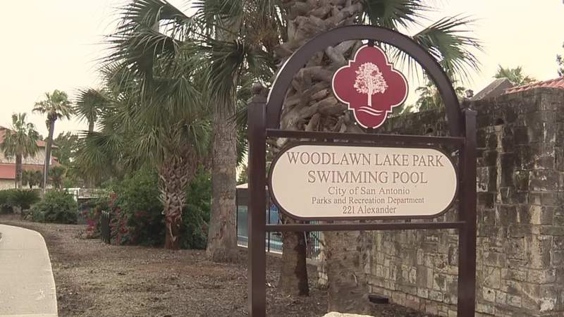 Woodlawn Pool will be one of six area pools that will reopen under health and safety protocols on Saturday.