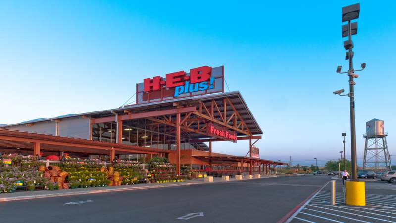 H-E-B partner confirmed positive for COVID-19, store officials say