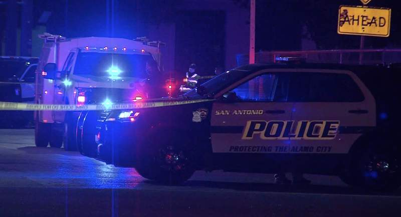 Crash on Cypress Street and Brooklyn Avenue leads to one man hospitalized.