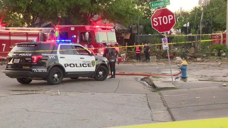 Bar 5015 explodes near Museum District; investigation underway: Police