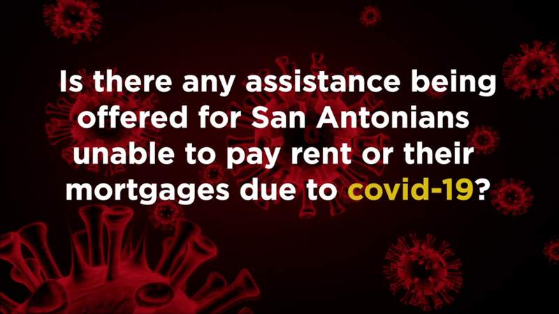 SAQ: Is there help if I can't pay rent during the pandemic?