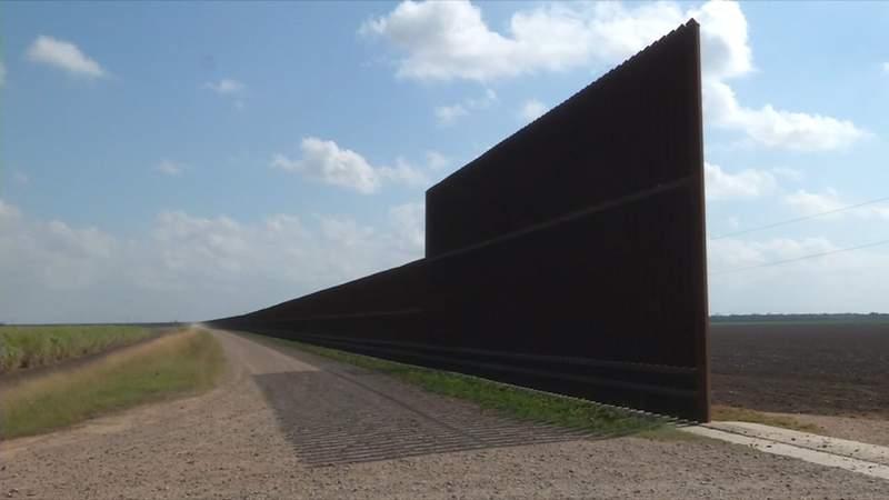 Much still unknown about Gov. Abbott's Texas border wall