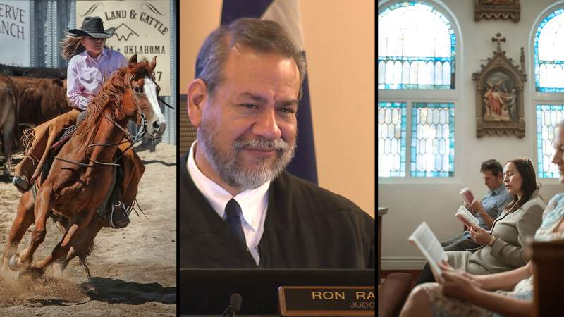 Rodeo raffles, tightened judge eligibility and a prohibition on banning church services are some of the constitutional amendments for the Nov. 2, 2021 Texas election.