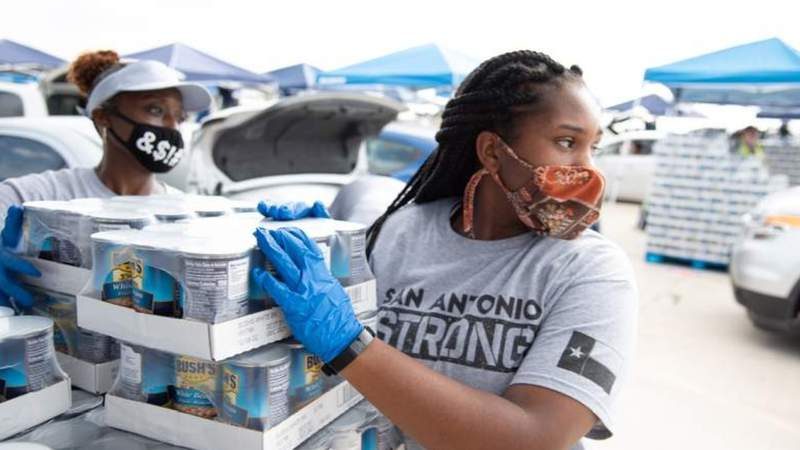Interested in volunteering? The San Antonio Food Bank needs your help
