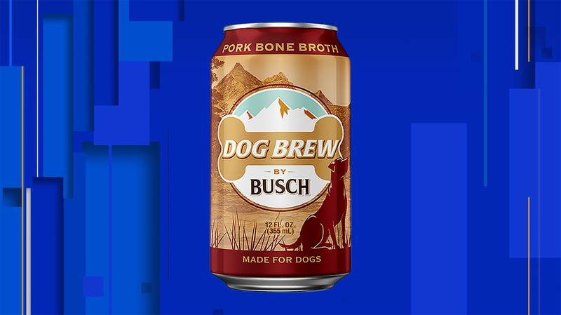 Image courtesy of Busch Beer.