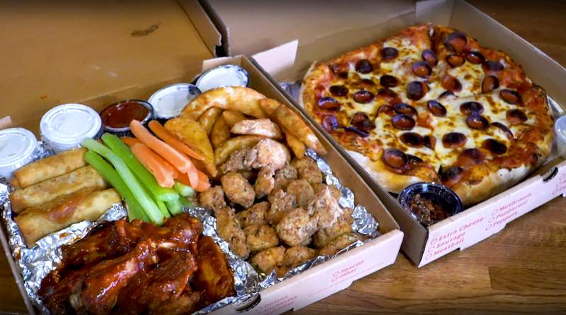 Get deals on game day snack packs at Anchor Bar. Just mention SA Live!