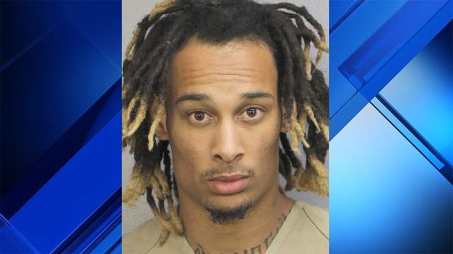 New York Jets wide receiver Robby Anderson was arrested Friday in Sunrise.