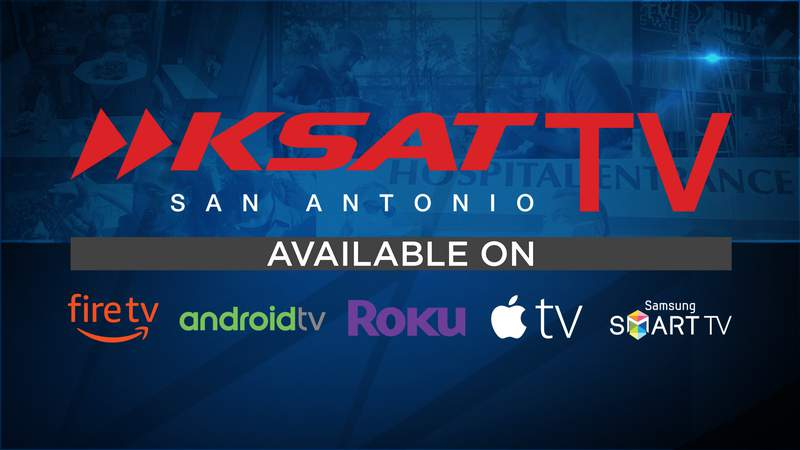 Download the app on your streaming device