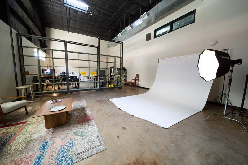 Pearl Studio is open for businesses, individuals, photographers and videographers.