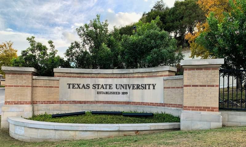 Texas State University, Nov. 11, 2020.