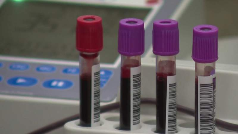 Free antibody testing for COVID-19 at South Texas Blood & Tissue brings in more donors