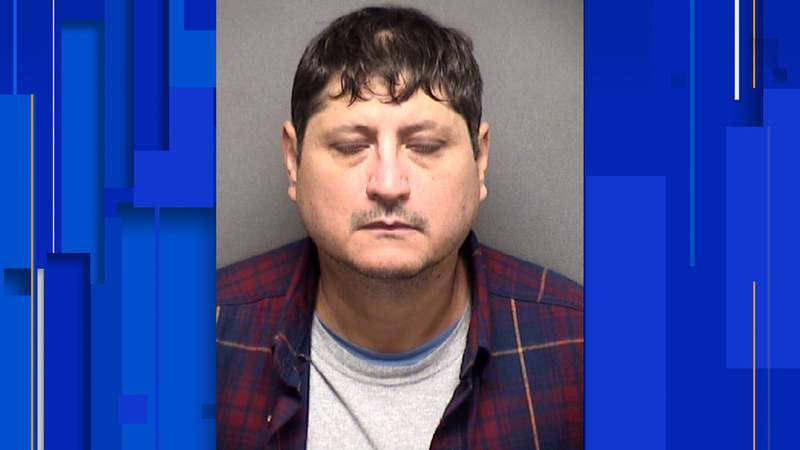 Ruben Ortiz, 49, is accused of assaulting his wife at their Far West Side home on Nov. 10, 2019.