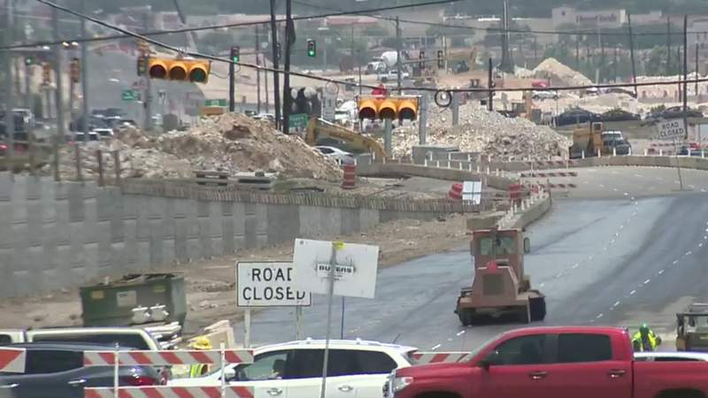 Video: Texas work zones got more deadly for motorists in 2020
