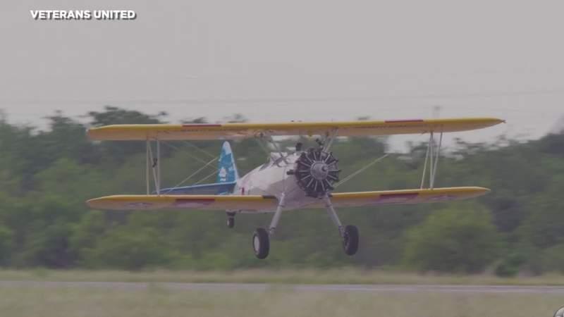 Organizations in San Antonio partner to help WWll veterans take flight