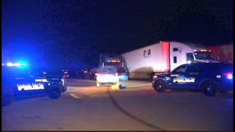 Juvenile detained after leading Castle Hills officers on high-speed vehicle chase, police say