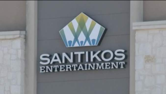 Santikos exterior, file photo.