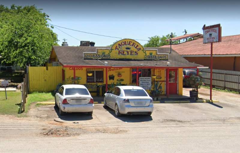 Taqueria Reyes received a score of 81 from health officials during last month's inspection
