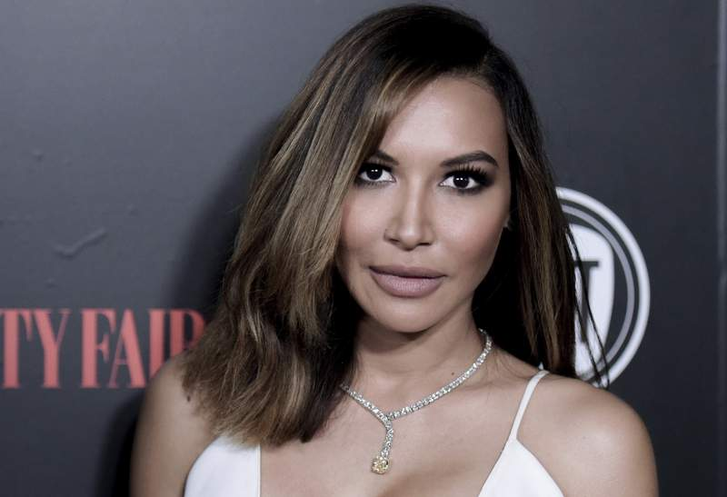 FILE - In this Feb. 23, 2016, file photo, actress Naya Rivera attends Vanity Fair and FIAT Celebration of Young Hollywood in West Hollywood, Calif. An autopsy report released Friday, Sept. 11, 2020 says Glee actor Naya Rivera raised her arm and called for help as she accidentally drowned while boating with her 4-year-old son on a California lake.  (Photo by Richard Shotwell/Invision/AP, File)