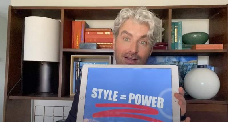 Style = Power.