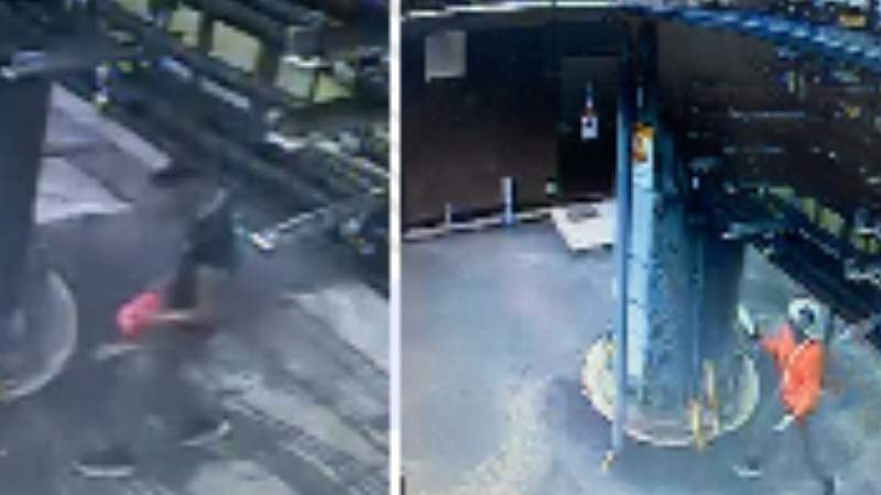 SAPD, Crime Stoppers seek suspect who started fire at cellphone tower