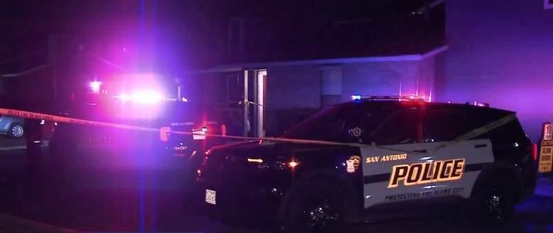 Three people are hospitalized following an overnight shooting on the Northwest Side, according to San Antonio police.