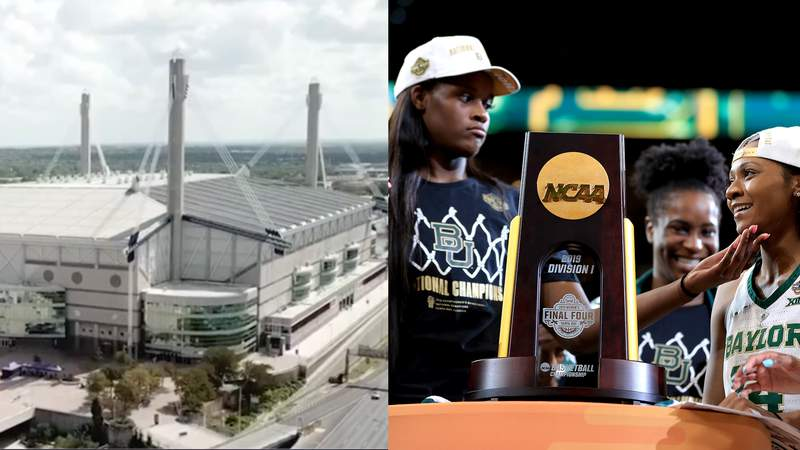 San Antonio region to host 2021 NCAA Women's Basketball Tournament