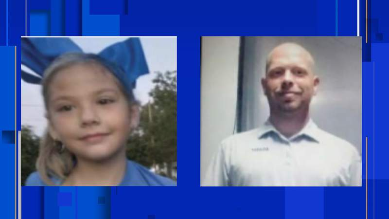 A search is underway for missing 8-year-old girl, according to the Bosque County Sheriffs Office.