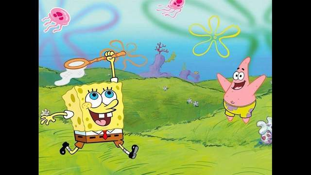 SpongeBob SquarePants in Bikini Bottom. (File)