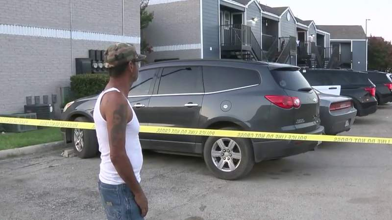 Neighbors wake up to barrage of gunfire in West Side apartment complex