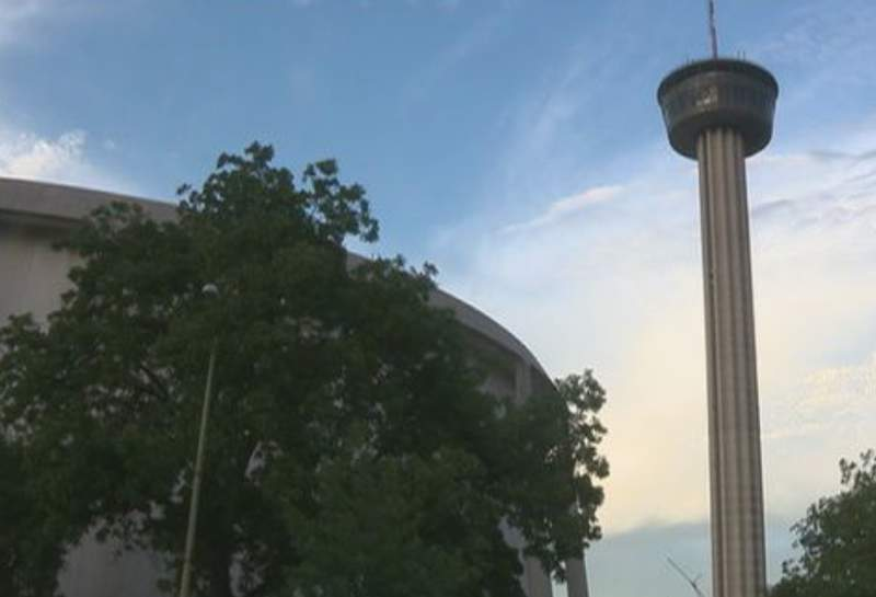 Tower of the Americas. (File)