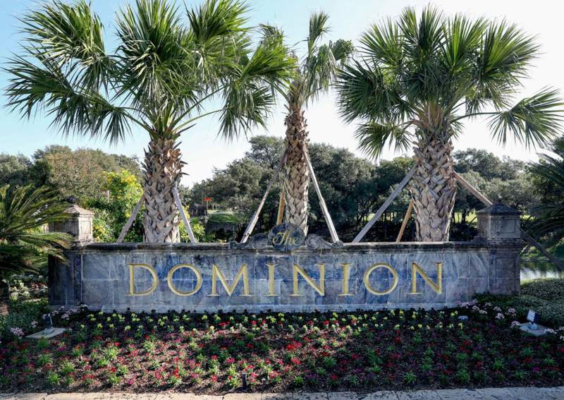 Image of the Dominion, photo courtesy of San Antonio Business Journal.