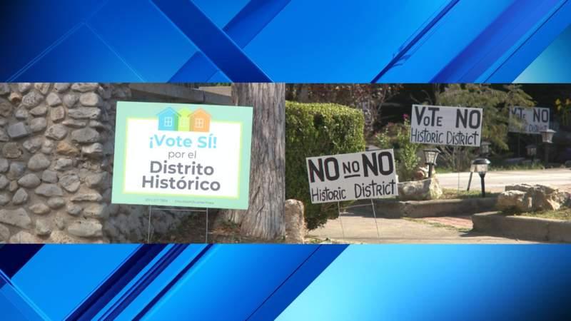 Community split on proposed Buena Vista Historic District designation