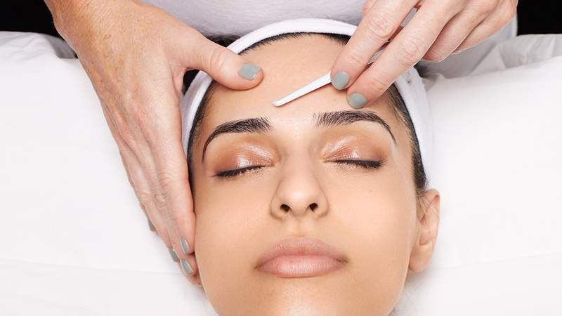 Soften your skin with this at-home facial exfoliation treatment.