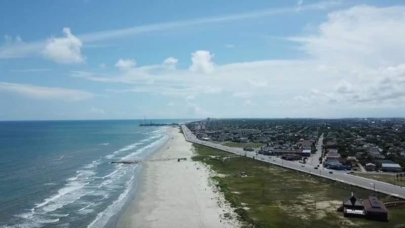 Galveston beaches to partially reopen Monday