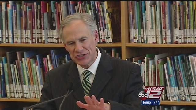 """On Page 2 of Greg Abbott's 26-page education proposal, the Republican candidate for governor cites a controversial figure whom the South Poverty Law Center calls a """"white nationalist."""""""