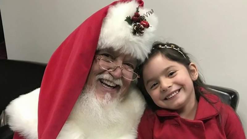 Community remembers beloved Alamo Quarry Santa