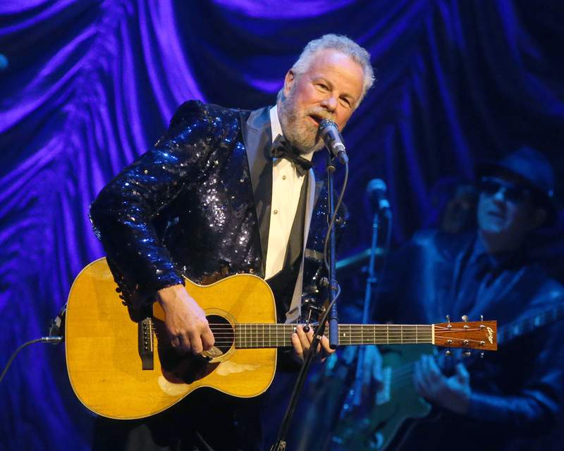 Robert Earl Keen performs in concert at ACL Live At The Moody Theatre on February 25, 2021 in Austin, Texas.