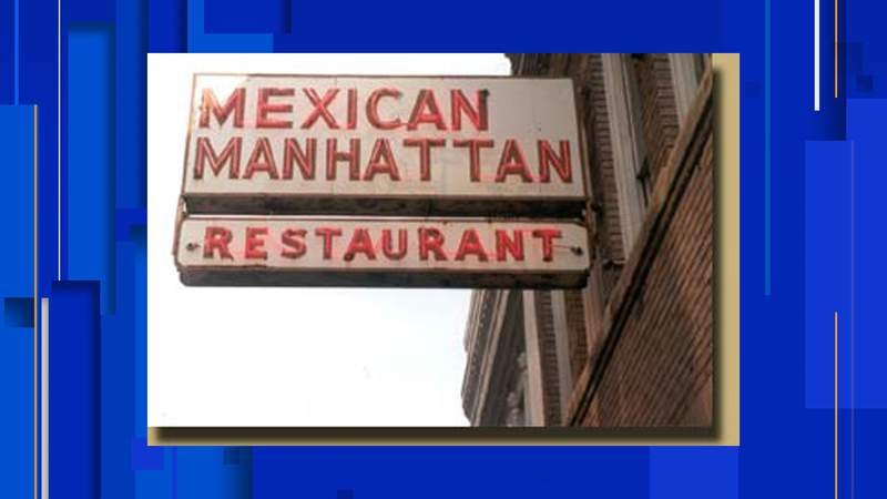 The Mexican Manhattan Restaurant, located on the San Antonio River Walk, has officially closed its doors for good. (Credit: Mexican Manhattan's website)