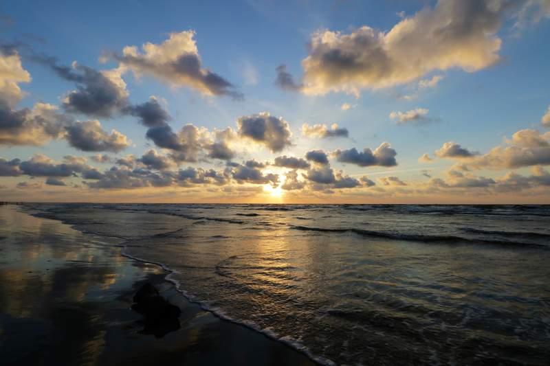 Generic photo of a beach.