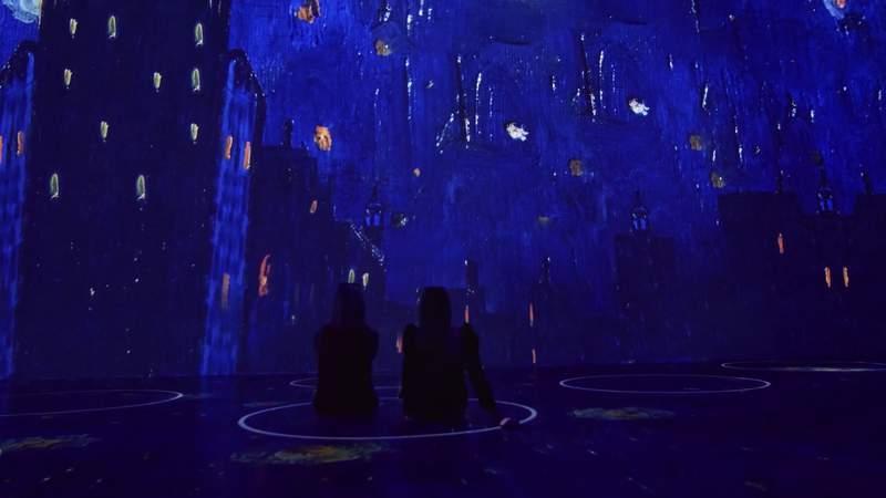 Walk through an immersive Van Gogh exhibit in Texas this summer