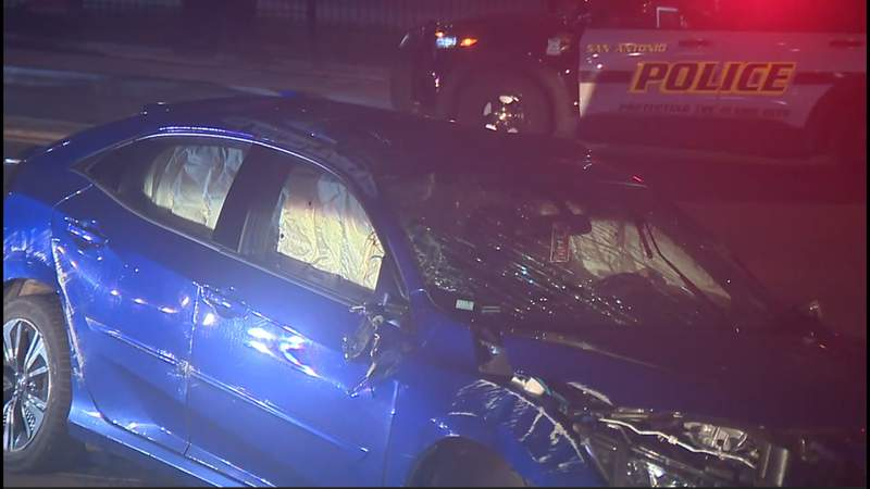 Driver not injured after falling asleep at wheel, rolling vehicle over, police say