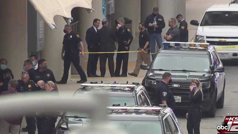 'Active shooter' shot, killed at San Antonio International Airport by officer, SAPD chief says