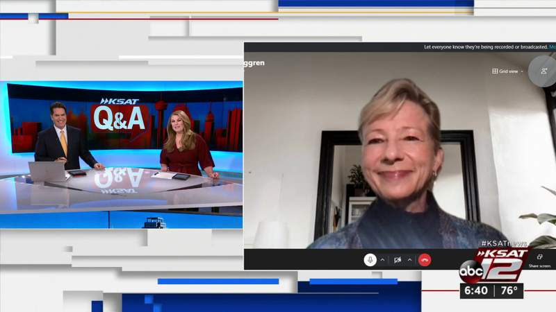 KSAT Q&A: Dr. Ruth Berggren reacts to new CDC mask guidelines